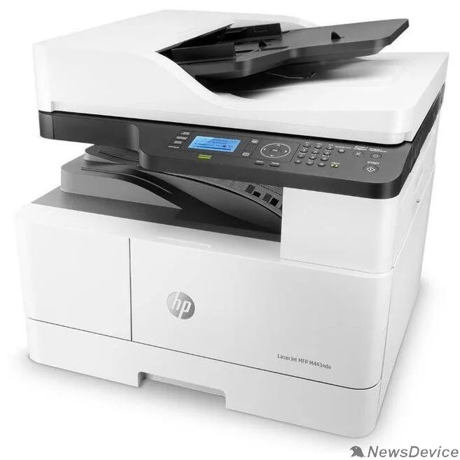 Принтер HP LaserJet M443nda MFP A3 (8AF72A#B19)