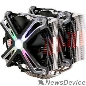 Вентилятор Cooler Zalman CNPS20X Soc-FM2+/AM2+/AM3+/AM4/1150/1151/1155/2011/ 4-pin 17-29dB Al+Cu 300W 1300gr LED Ret