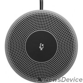 Цифровая камера 989-000405 Logitech Микрофон проводной MeetUp 6м черный