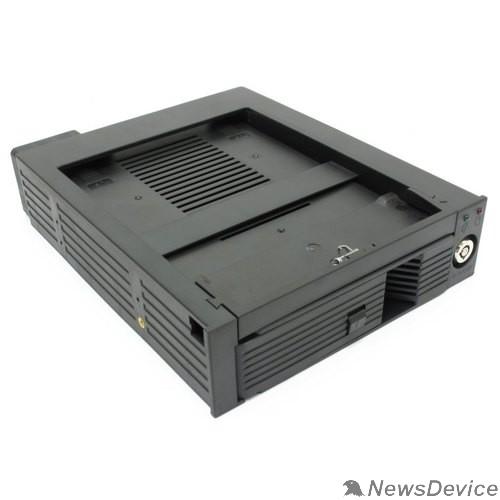 "Контейнер для HDD AgeStar SMRP Mobile rack (салазки) 3,5"" SATA I/II/III AgeStar SMRP (BLACK), чёрный"