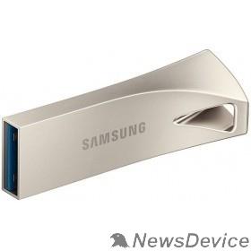носитель информации Флеш накопитель 128GB SAMSUNG BAR Plus, USB 3.1, серебристый MUF-128BE3/APC