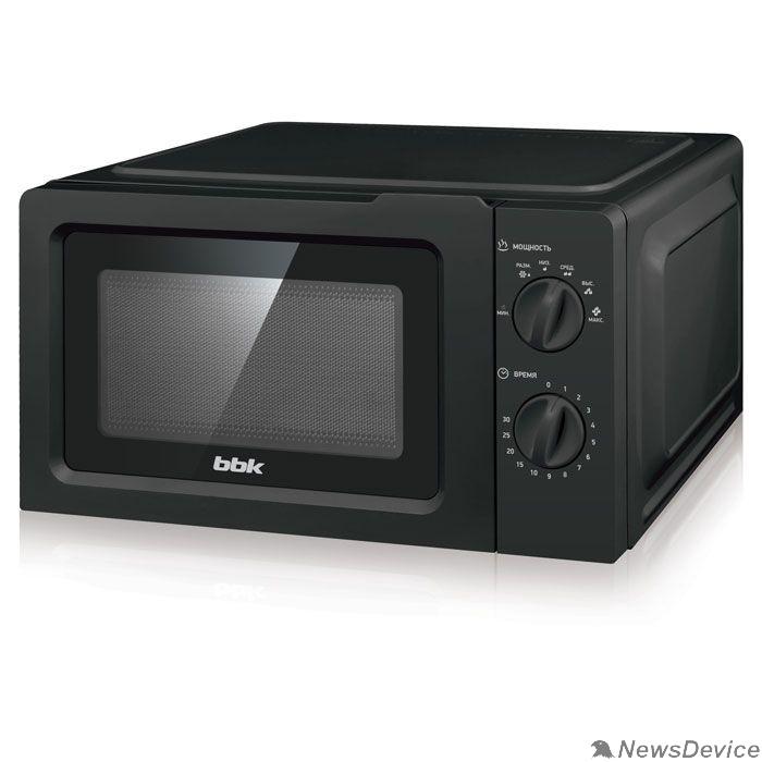 Микроволновые печи BBK BBK 17MWS-782M/B (B) Микроволновая печь,  черный