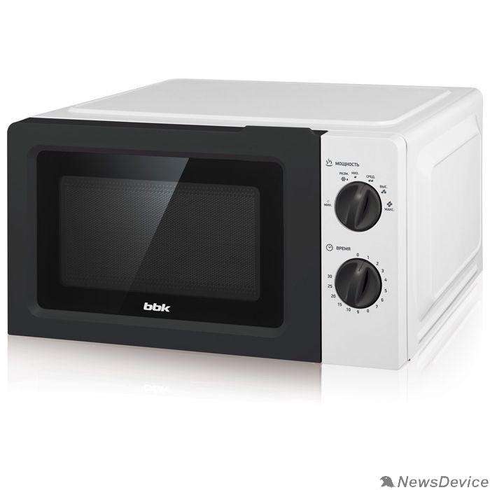 Микроволновые печи BBK BBK 17MWS-783M/W (W) Микроволновая печь, белый