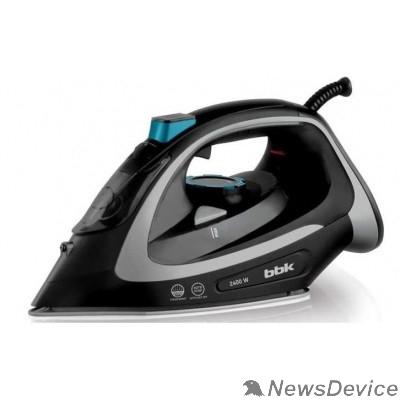 Утюги BBK ISE-2405 (B/S) Утюг электрический чёрный/серебро