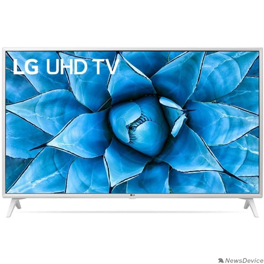 """Телевизор LG 43"""" 43UN73906LE белый Ultra HD/100Hz/DVB-T/DVB-T2/DVB-C/DVB-S/DVB-S2/USB/WiFi/Smart TV (RUS)"""