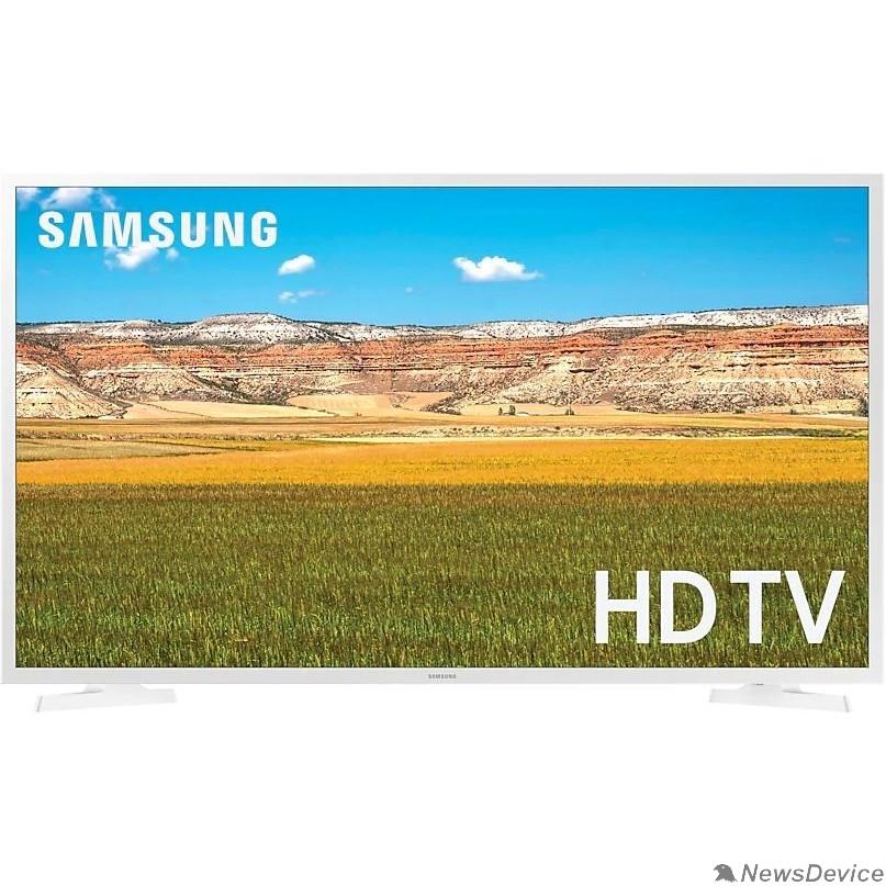 "Телевизор Samsung 32"" UE32T4510AUXRU белый HD READY/DVB-T2/DVB-C/DVB-S2/USB/WiFi/Smart TV (RUS)"