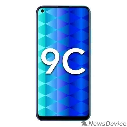 Смартфон/акссесуар Honor 9C Blue Ярко-голубой