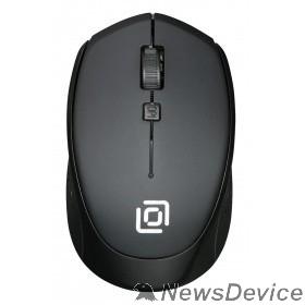 Мышь Мышь Oklick 488MW черный/черный оптическая (1000dpi) беспроводная USB (4but) 1196560