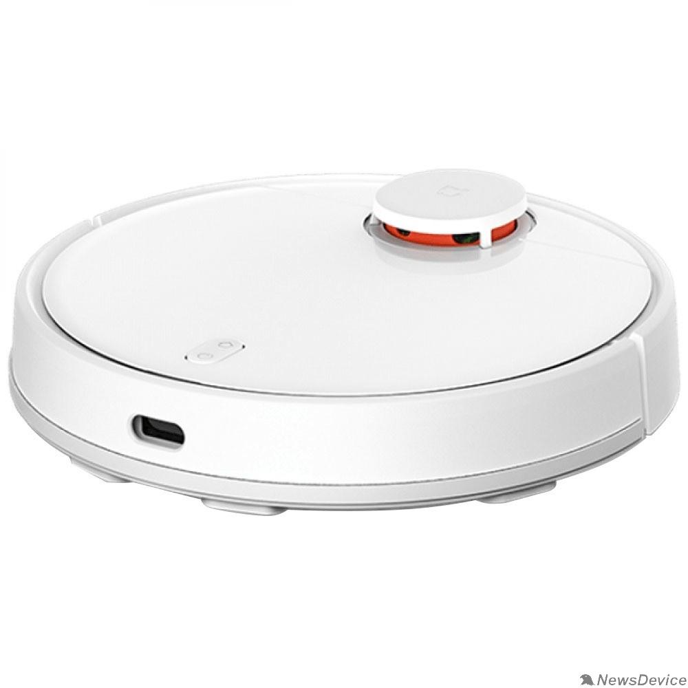 Пылесосы Xiaomi Mi Robot Vacuum-Mop P White Робот-пылесос SKV4110GL