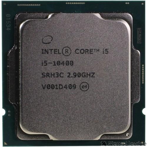 Процессор CPU Intel Core i5-10400 Comet Lake OEM 2.9GHz, 12MB, LGA1200 CM8070104282718/CM8070104290715SRH3C