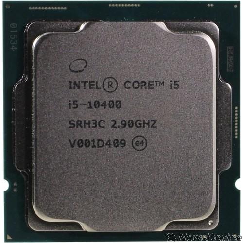 Процессор CPU Intel Core i5-10400 Comet Lake BOX 2.9GHz, 12MB, LGA1200// BX8070110400SRH3C/BX8070110400SRH78