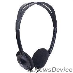 Наушники Defender HN-101 Наушники стерео, регулят. громк., 1.8м кабель 63101