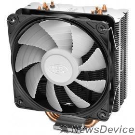 Вентилятор Cooler Deepcool GAMMAXX 400 V2 BLUE - Intel 1366/115*, AMD FM*/AM*, TDP 180W