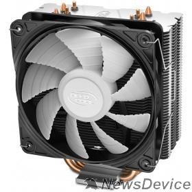Вентилятор Cooler Deepcool GAMMAXX 400 V2 RED - Intel 1366/115*, AMD FM*/AM*, TDP 180W