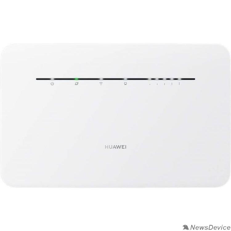 Сетевое оборудование HUAWEI 51060DVS B535-232 Интернет-центр 10/100/1000BASE-TX/3G/4G/4G+ cat.7 белый
