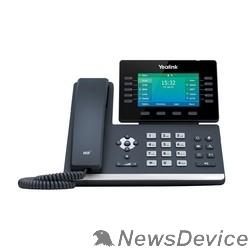"VoIP-телефон YEALINK SIP-T54W SIP-телефон, цветной экран 4.3"", 16 SIP аккаунтов, Wi-Fi, Bluetooth, Opus, 10*BLF, PoE, USB, GigE, БЕЗ БП"