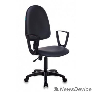 Офисное кресло или стул Бюрократ CH-1300N/OR-16 черное (1157362)