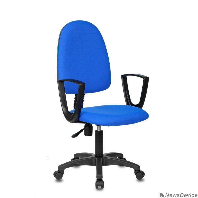 Офисное кресло или стул Бюрократ CH-1300N/BLUE синий Престиж+ 15-10 (1215477)