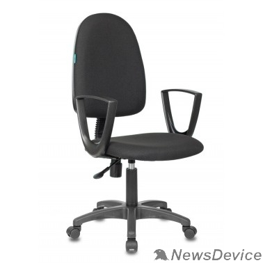 Офисное кресло или стул Бюрократ CH-1300N/3C11 черный Престиж+ 3C11 (1215475)