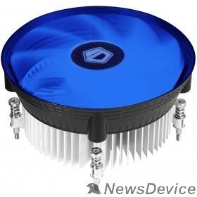 вентилятор Cooler ID-Cooling DK-03i PWM BLUE  100W/ PWM/ BLUE LED/ Intel 115*/ Srews