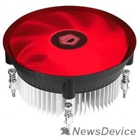 вентилятор Cooler ID-Cooling DK-03i PWM RED  100W/ PWM/ RED LED/ Intel 115*/ Srews