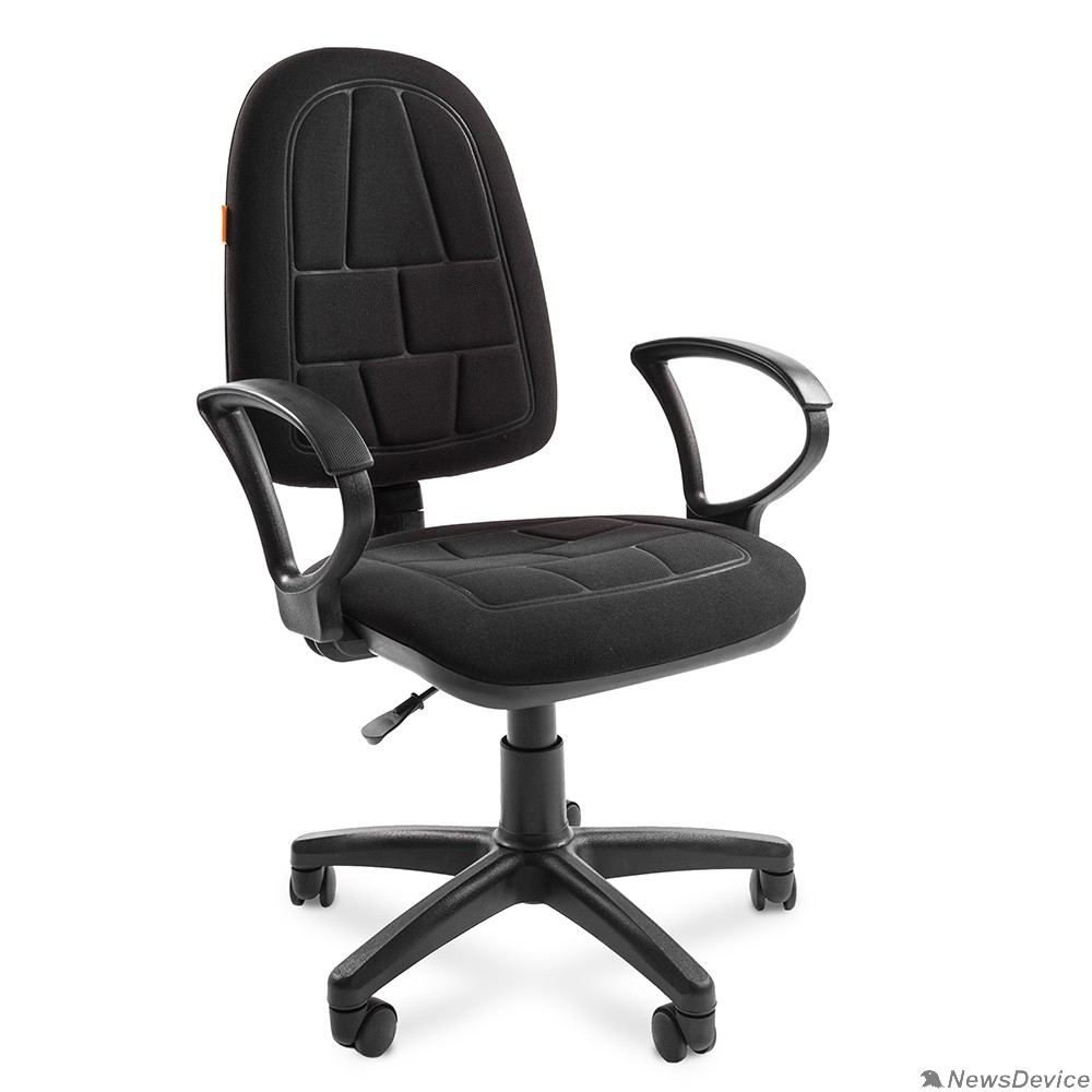 Офисные кресла Офисное кресло Chairman    205    Россия     С-3 черный      (7033129)