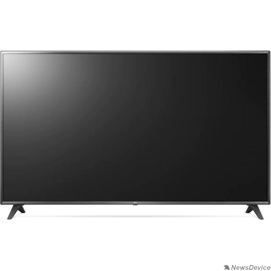 "Телевизор LG 75"" 75UN71006LC титан Ultra HD/100Hz/DVB-T/DVB-T2/DVB-C/DVB-S/DVB-S2/USB/WiFi/Smart TV (RUS)"