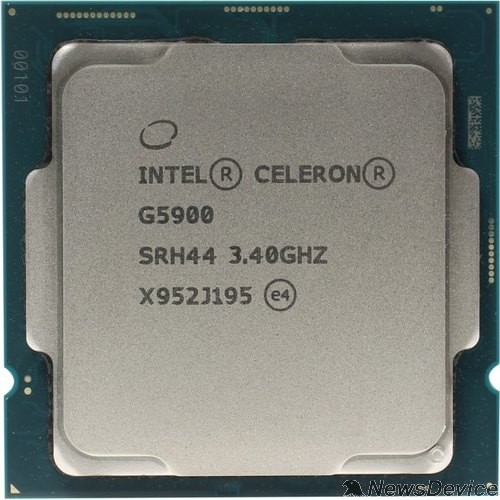 Процессор CPU Intel Celeron G5900 Comet Lake OEM