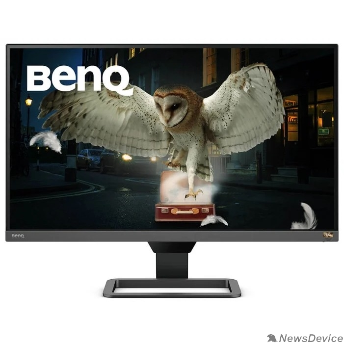 "Монитор LCD BenQ 27"" EW2780Q черный IPS 2560x1440 1000:1 350cd 178/178 2xHDMI2.0 DisplayPort 2x5W VESA"
