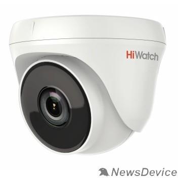 Видеонаблюдение HiWatch DS-T233 (2.8mm) Видеокамера