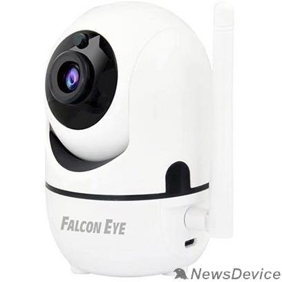 Цифровые камеры Falcon Eye MinOn Видеокамера Wi-Fi купольная наклонно - поворотная с ИК подсветкой двухмегапиксельная