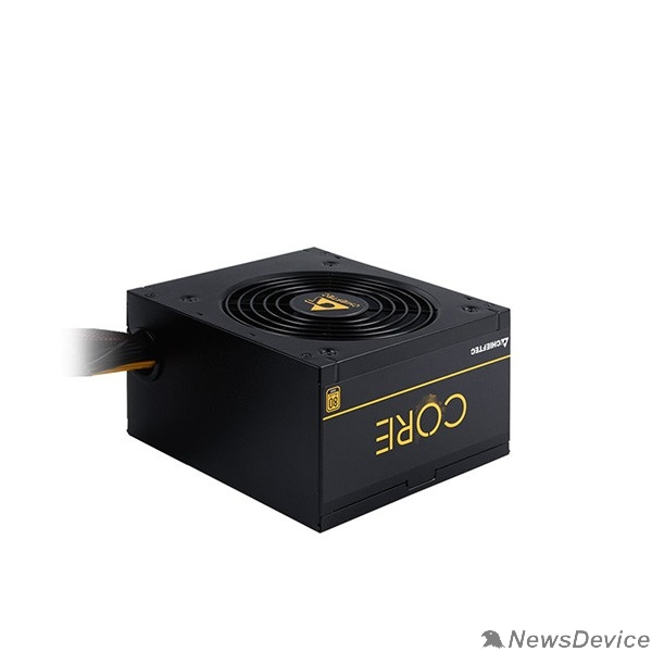 Блок питания Блок питания Chieftec Core BBS-700S (ATX 2.3, 700W, 80 PLUS GOLD, Active PFC, 120mm fan) Retail