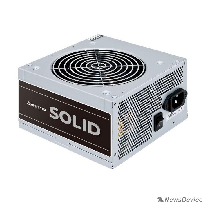 Блок питания БП Chieftec GPP-500S <500W, КПД>85%, 230V, OEM>
