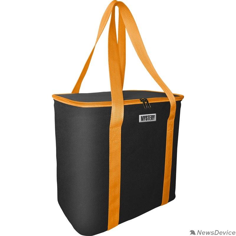 Разное  MYSTERY MBC-24 Изотермическая сумка (сумка-термос), 24 л., регулируемый наплечный ремень, изготовлена из износостойких материалов с многослойной термоизоляцией. Размер: 33 х 22 х 33 см.