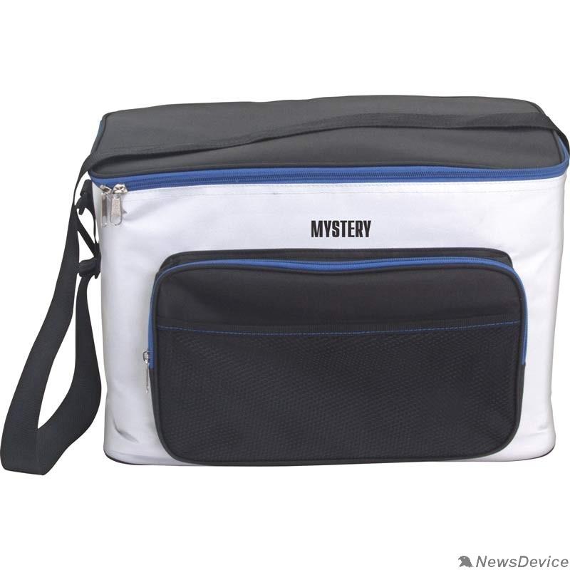 Разное  MYSTERY MBC-25 Изотермическая сумка (сумка-термос), 25 л., регулируемый наплечный ремень, изготовлена из износостойких материалов с многослойной термоизоляцией. Размер: 41 х 23,5 х 28 см.