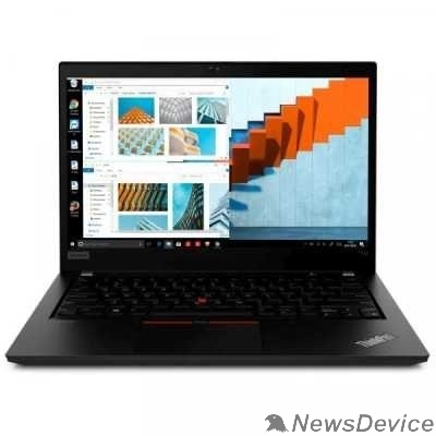 "Ноутбук Lenovo ThinkPad T14s G1 T 20T0001DRT Black 14"" FHD i7-10510U/16Gb sold/256Gb SSD/W10Pro"