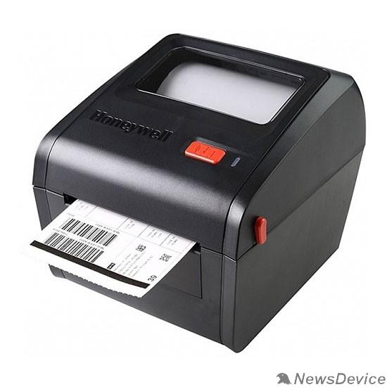 Honeywell принтеры Honeywell PC42D PC42DHR030013 термо; 6IPS (max. 8IPS) Black; USB only; 203dpi; EU Power Cord; Made in RUSSIA