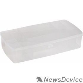 Сумки, ящики, тележки инструментальные PROconnect (12-5013-4) Ящик универсальный пластиковый для инструмента , 260х120х55 мм