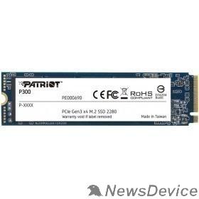 носитель информации Patriot SSD M.2 128Gb P300 P300P128GM28