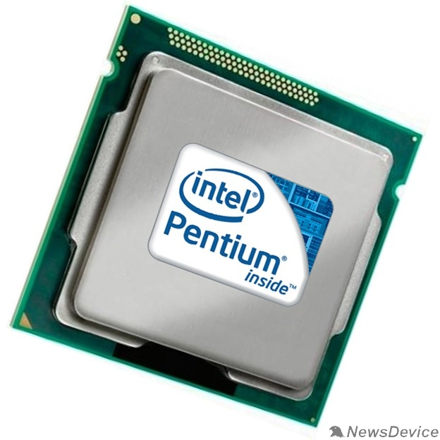 Процессор CPU Intel Pentium Gold G6400 Comet Lake OEM 4.0ГГц, 4МБ, Socket1200