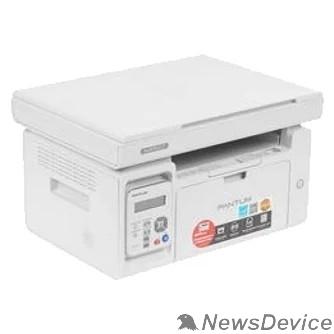 Pantum Pantum M6507 МФУ лазерное, монохромное, копир/принтер/сканер (цвет 24 бит), 22 стр/мин, 1200 x 1200 dpi, 128Мб RAM, лоток 150 стр, USB, серый корпус