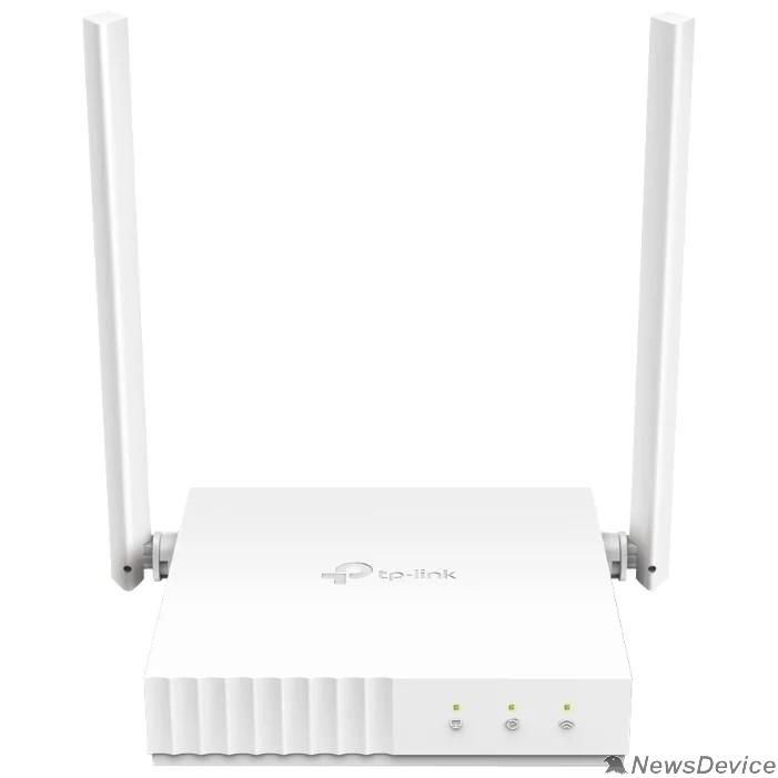 Сетевое оборудование TP-Link TL-WR844N N300 Многорежимный Wi-Fi роутер