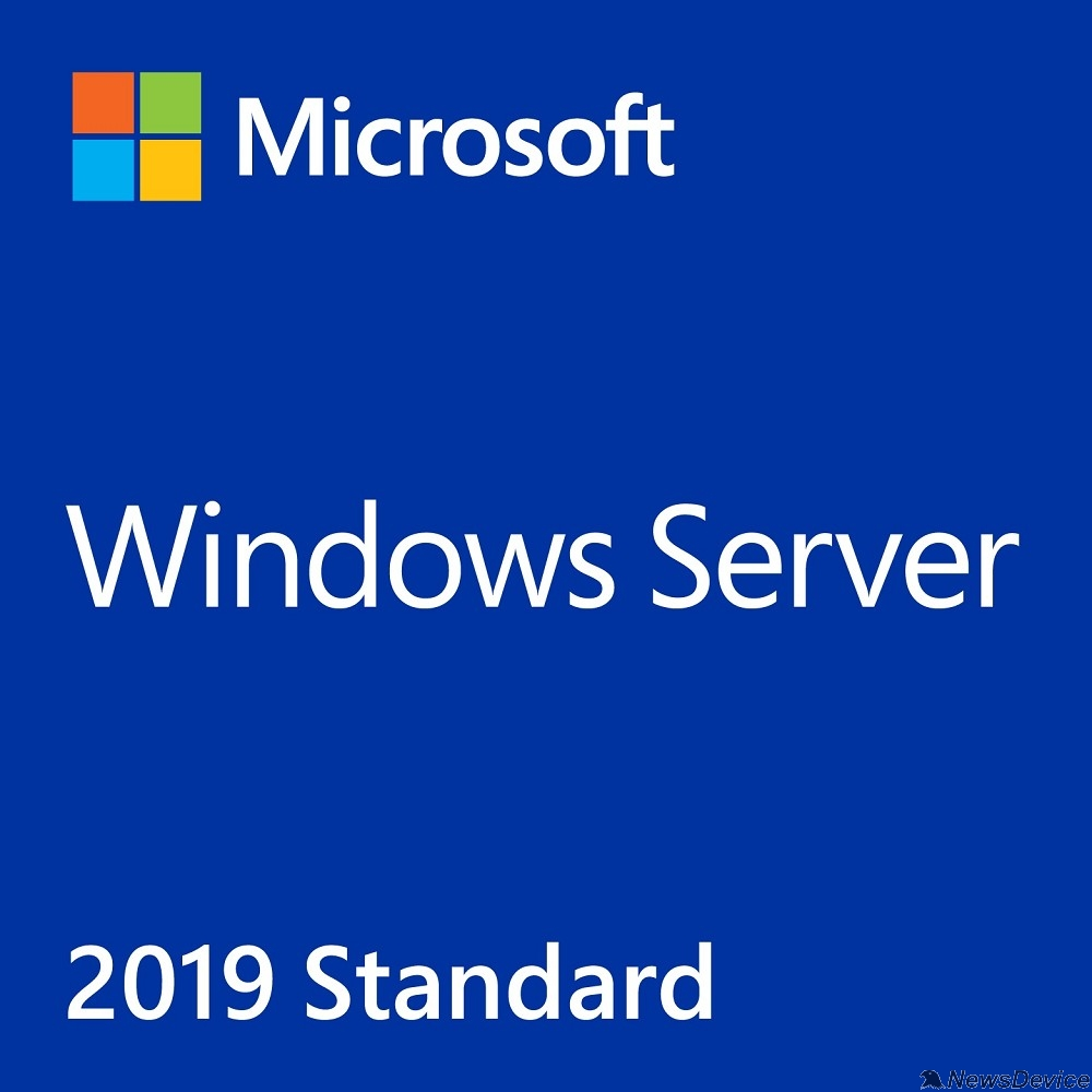 Неисключительное право на использование ПО Microsoft Windows Server Standart 2019 Rus 64bit DVD DSP OEI 4 Core NoMedia/NoKey (POSOnly) Additional License (P73-07916)
