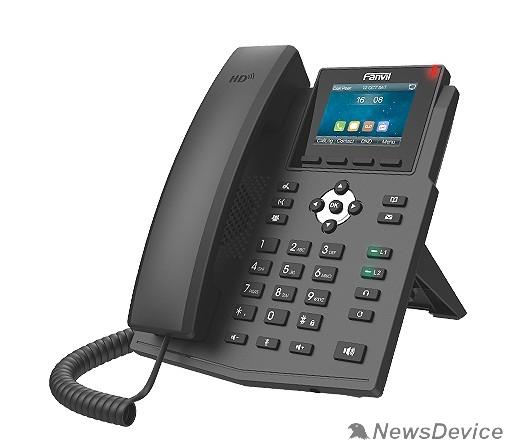 VoIP-телефон Fanvil X3SG, SIP телефон с б/п
