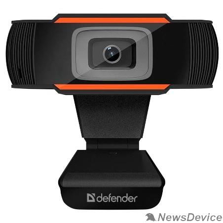 Цифровая камера Web-камера Defender G-lens 2579 HD720p, 2МП, микрофон 63179