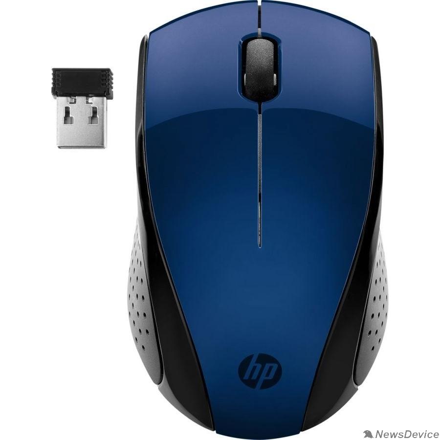 Опция для ноутбука HP 220 7KX11AA Wireless Mouse Blue
