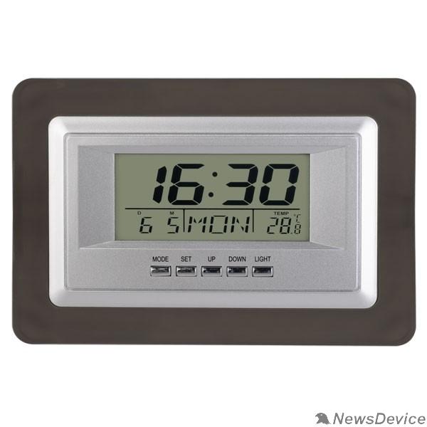 "Колонки Perfeo Часы-будильник ""Middle"", (PF-S2102) время, температура, дата"