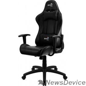 Игровые кресла Игровое кресло Aerocool AC100 AIR  (черное) (4718009155039)