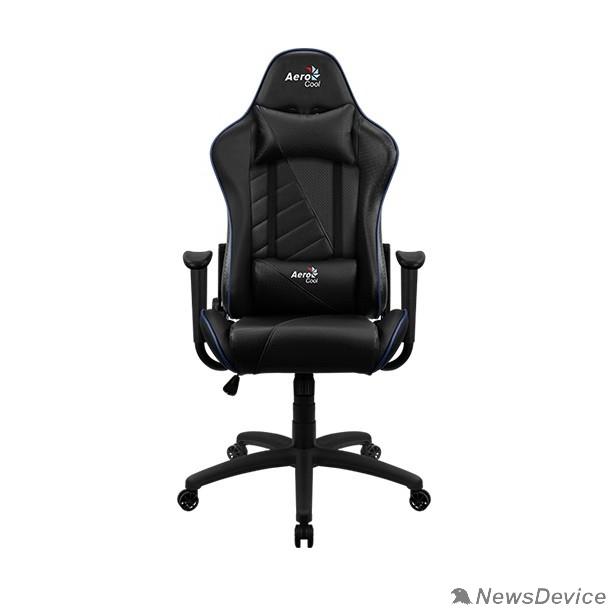 Игровые кресла Игровое кресло Aerocool AC110 AIR  (черно-синее) (4718009155206)