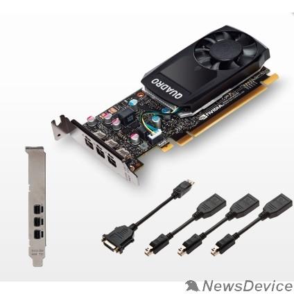 Видеокарта QUADRO,P400V2,2GB,PCIEX16 GEN3, ОЕМ 10 VCQP400DVIV2BLK-1